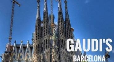 Discover the works of Antoni Gaudi