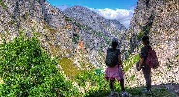 Hike in the Mighty Picos de Europa