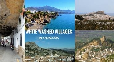 Visit the White Washed Villages of Andalucia