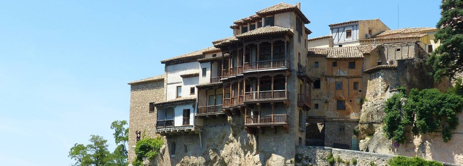 Hanging Houses Cuenca
