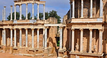 Spain Roman Silver Route - From Seville to Gijon 7nts/8dys