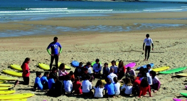 Cantabria Surfing and Nature Holidays for Families 6 nights